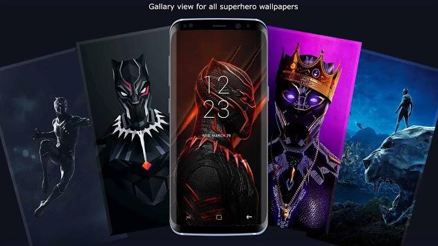 Superheroes Wallpapers APK screenshot 1