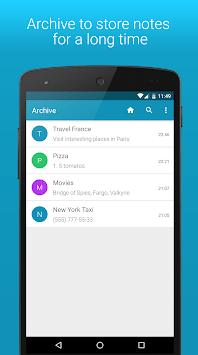 Light Notes APK screenshot 1