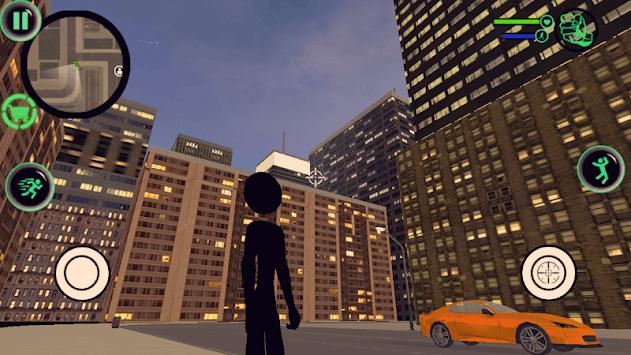 Stickman Vegas - Mafia Gangster Crime APK screenshot 1
