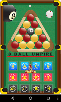 8 Ball Umpire Referee + Rules APK screenshot 1