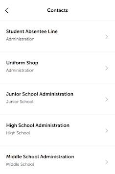 Toowoomba Grammar School APK screenshot 1