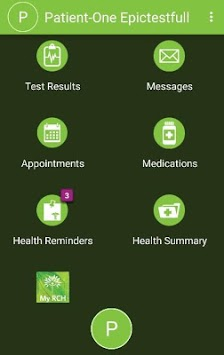 My RCH Portal APK screenshot 1