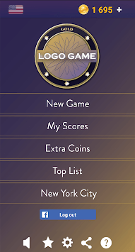 Golden Logo Game APK screenshot 1