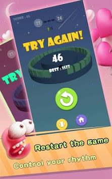 Hit Ball-Free ball game, shoot and hit! APK screenshot 1