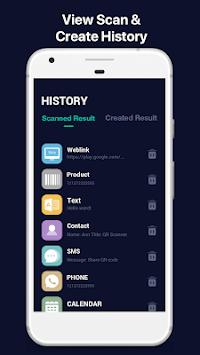 QR Code Reader & Barcode Scanner APK screenshot 1