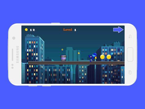 Pj Heroes: Adventure Masks Game APK screenshot 1