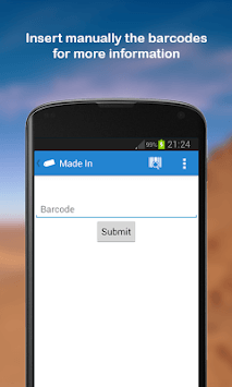 Made in APK screenshot 1