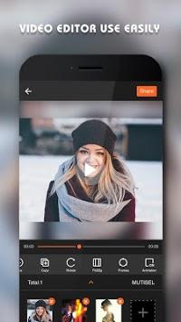 Beauty Video - Music Video Editor & Slide Show APK screenshot 1