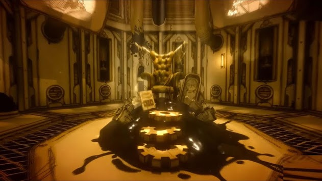 Bendy & Scary Ink Machine! Chapter 5 APK screenshot 1