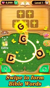 Bible Verse Collect - Free Bible Word Games APK screenshot 1