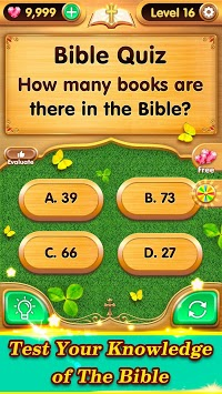 Bible Verse Collect - Free Bible Word Games APK screenshot 1