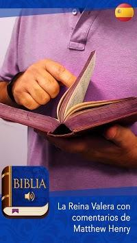 Biblia de estudio APK screenshot 1