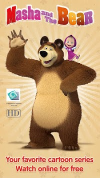 Masha and The Bear APK screenshot 1