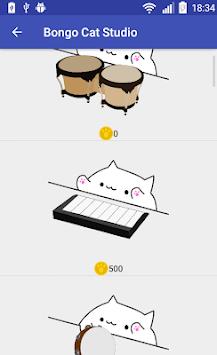 Bongo Cat Studio APK screenshot 1