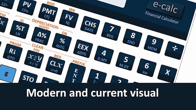 Financial Calculator Free APK screenshot 1