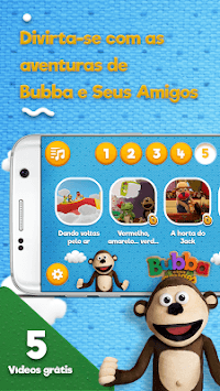 Bubba e seus amigos APK screenshot 1