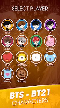 Kpop Dancing Songs - Music BTS Dance Line APK screenshot 1