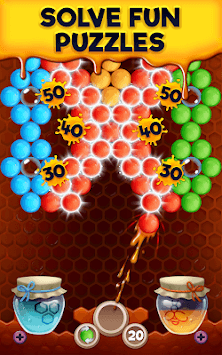 Honey Bubbles APK screenshot 1
