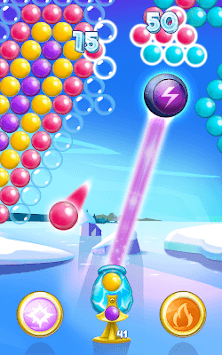 Icy Bubbles APK screenshot 1