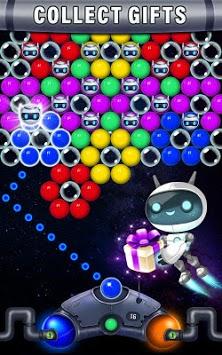 Robot Rush Bubble APK screenshot 1
