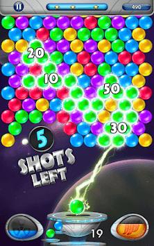 Universe Bubble APK screenshot 1