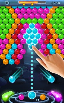 Maze Bubbles APK screenshot 1