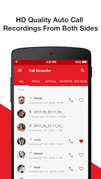 Call Recorder - Automatic Call Recorder APK screenshot 1