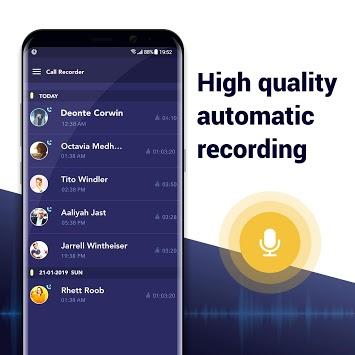 Call Recorder - Automatic Call Recorder (NO-ROOT) APK screenshot 1