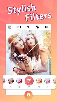 Fancy Photo Editor - Sticker, Filter, Makeup APK screenshot 1