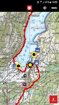 SwitzerlandMobility APK screenshot 1