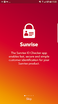 Sunrise ID Checker APK screenshot 1