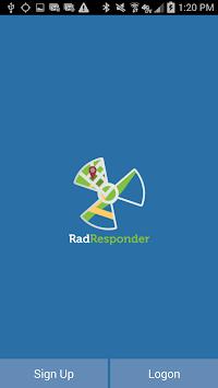 RadResponder APK screenshot 1