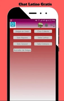 Chat Latino Gratis APK screenshot 1