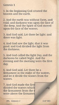 Chronological Bible APK screenshot 1