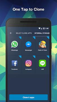 App Cloner ❤️ Multiple accounts & Two face APK screenshot 1