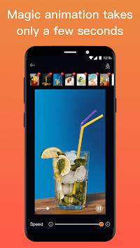 Pixaloop APK screenshot 1