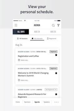 Intentional Media Events APK screenshot 1