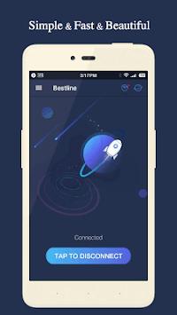 Bestline VPN - Free & Fast & Unlimited & Unblock APK screenshot 1