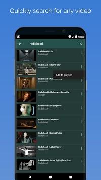 SpotOn alarm clock for YouTube APK screenshot 1