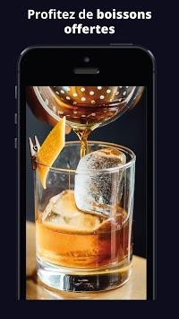 Firsty - Free drinks in Paris' best bars APK screenshot 1