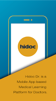 Hidoc Dr. - Medical Learning App for Doctors APK screenshot 1