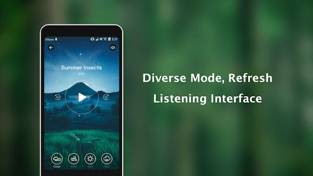 Ease.ly - Meditation & Breathe, Sleep, Calm Sound APK screenshot 1