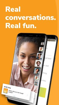 Say - Group Video Chat. Message & Share Together APK screenshot 1