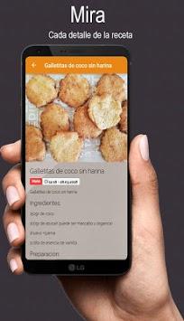 Cocina Facil APK screenshot 1