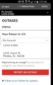 Alabama Power APK screenshot 1