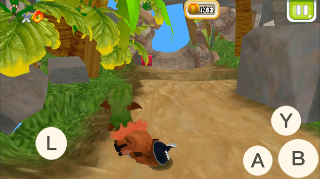 Crash Island APK screenshot 1