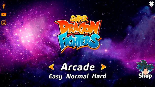 Super Dragon Fighters APK screenshot 1