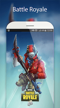 Battle Royale Wallpapers APK screenshot 1