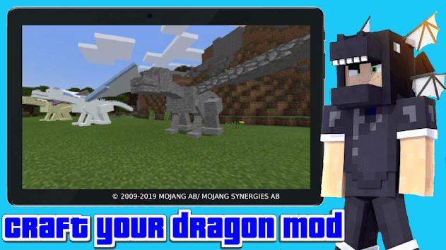 Craft your dragon mod APK screenshot 1