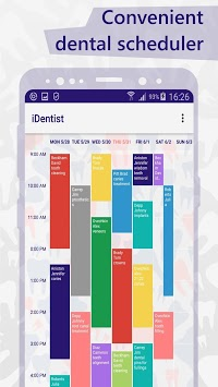 iDentist - Dental practice management APK screenshot 1